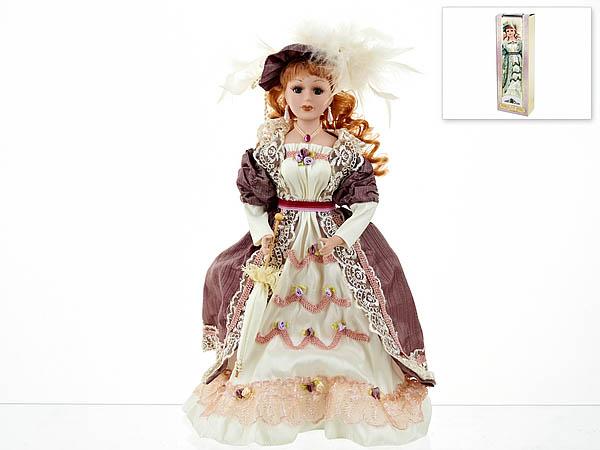 {} ArtHouse Кукла декоративная Анастасия (7х13х36 см) arthouse статуэтка балет 7х7х23 см