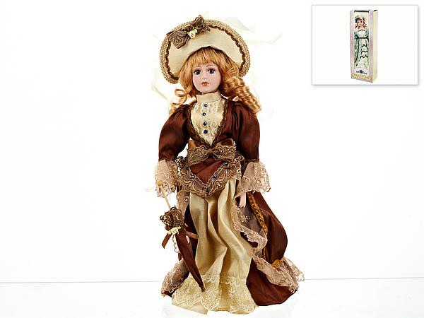 {} ArtHouse Кукла декоративная Елизавета (7х13х36 см) arthouse статуэтка балет 7х7х23 см