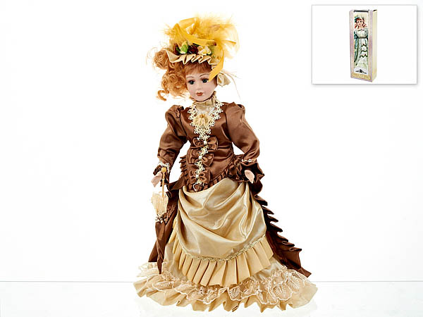 {} ArtHouse Кукла декоративная Софья (7х13х36 см)