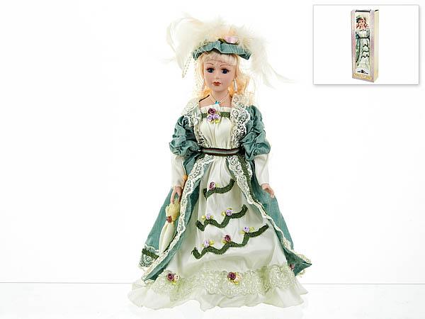 {} ArtHouse Кукла декоративная Екатерина (7х13х36 см)