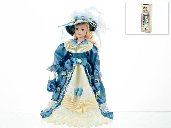 {} ArtHouse Кукла декоративная Дарья (7х13х36 см)