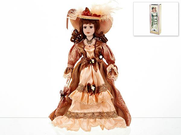 {} ArtHouse Кукла декоративная Светлана (7х13х36 см)