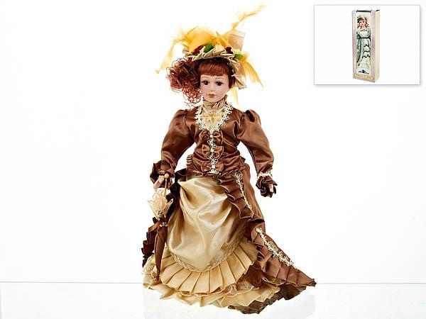 {} ArtHouse Кукла декоративная Ирина (7х13х36 см) кукла декоративная гейша 30 см 1137923