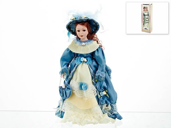 {} ArtHouse Кукла декоративная Полина (7х13х36 см)