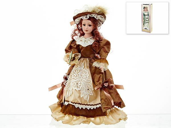 {} ArtHouse Кукла декоративная Антонина (7х13х36 см)