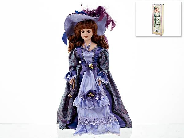 {} ArtHouse Кукла декоративная Ульяна (7х13х36 см) кукла декоративная гейша 30 см 1137923