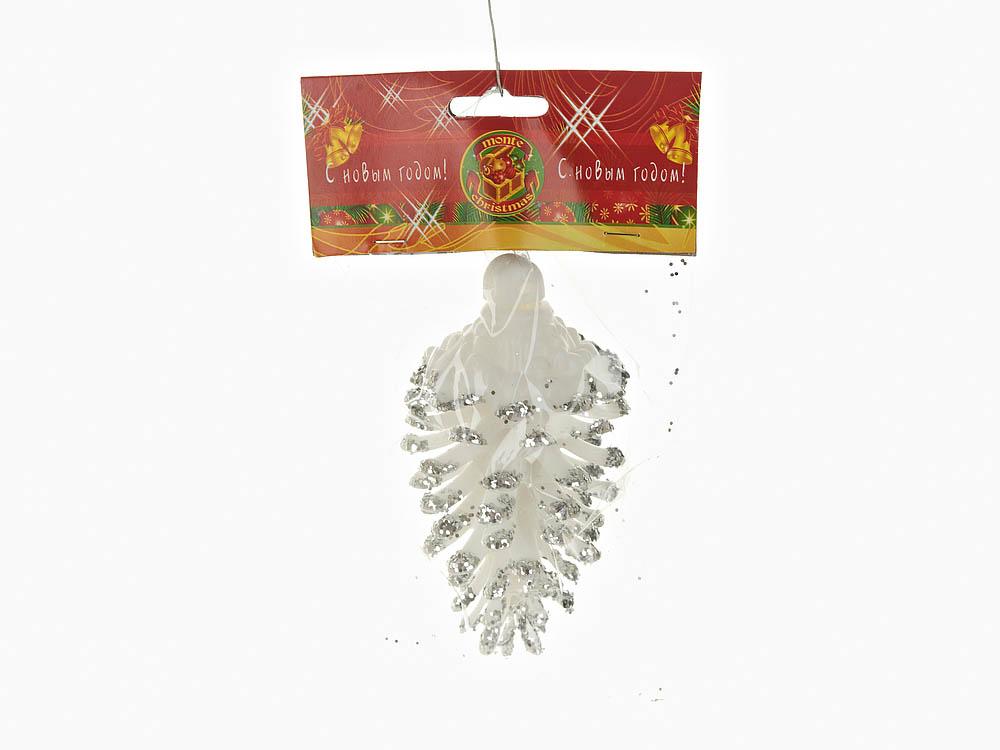 {} Monte Christmas Сувенир Шишка (12 см ) monte christmas сувенир шишка 6 см 4 шт