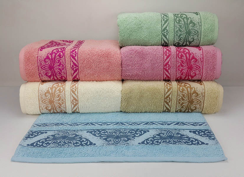 где купить Полотенца Cottonist Полотенце Angel (50х90 см - 6 шт) по лучшей цене