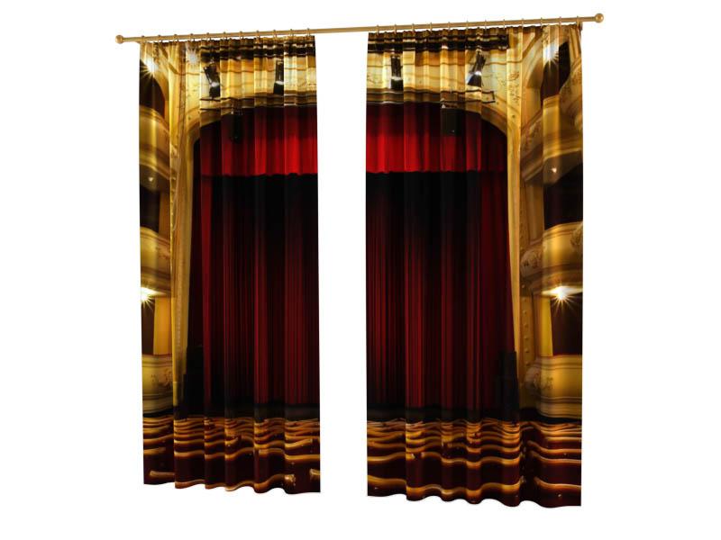 Шторы StickButik Фотошторы Театральный Занавес шторы stickbutik фотошторы театральный занавес
