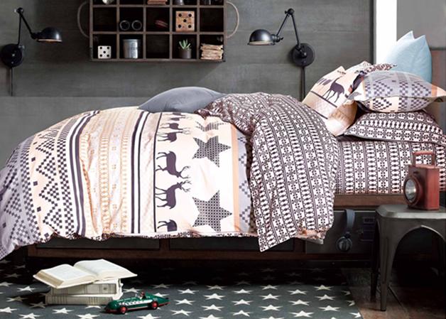 Постельное белье Dome Постельное белье Nelson (2 сп. евро) постельное белье dome постельное белье tammara 2 сп евро