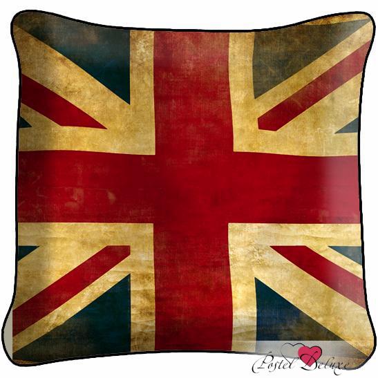Декоративные подушки Fototende Декоративная подушка Флаг Англии декоративные подушки оранжевый кот подушка игрушка медведь чистые погоны чистая совесть