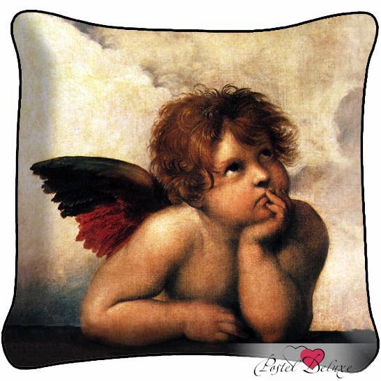 Декоративные подушки Fototende Декоративная подушка Один Ангел Рафаэля Санти olivieri легкое пальто