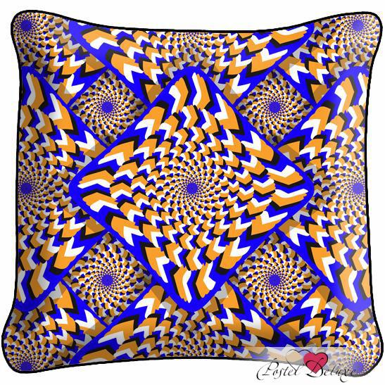 Декоративные подушки Fototende Декоративная подушка Визуальный Обман декоративные подушки оранжевый кот подушка игрушка медведь чистые погоны чистая совесть