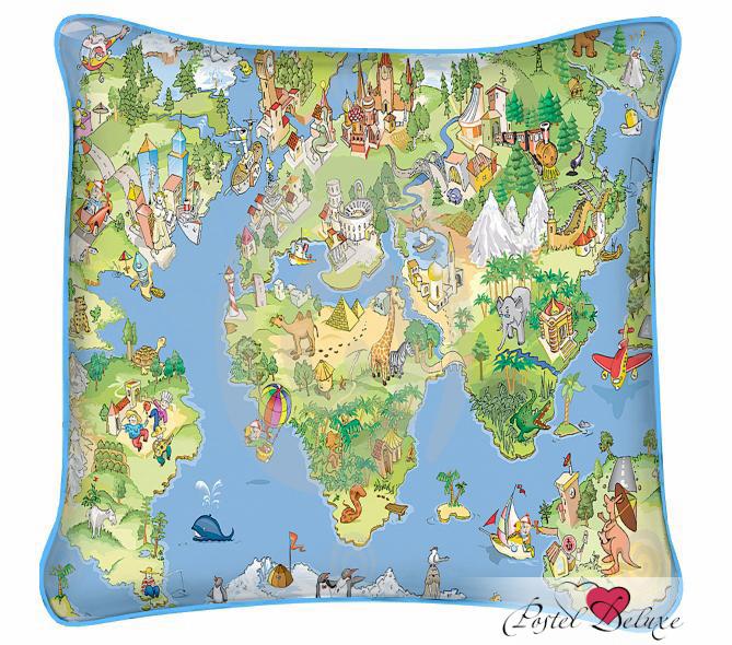 Декоративные подушки Fototende Декоративная подушка Живой Мир декоративные подушки оранжевый кот подушка игрушка медведь чистые погоны чистая совесть