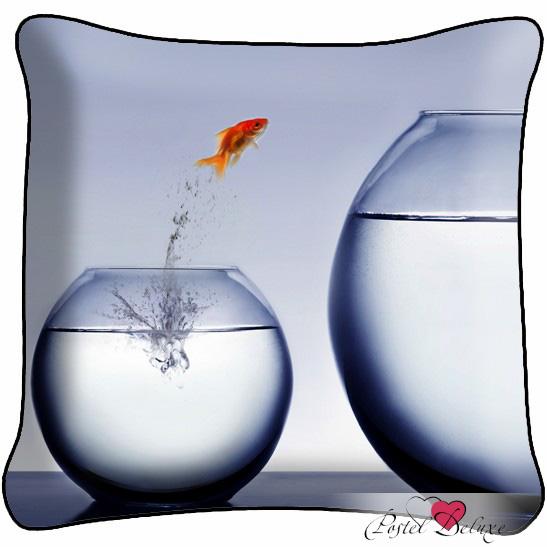 Декоративные подушки Fototende Декоративная подушка Золотая Рыбка декоративные подушки fototende декоративная подушка кот матроскин
