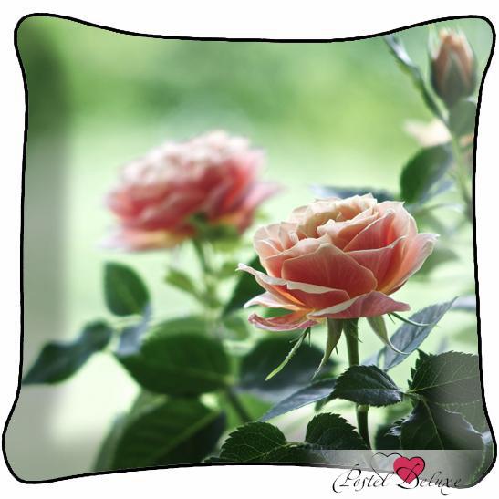 Декоративные подушки Fototende Декоративная подушка Роза декоративные подушки оранжевый кот подушка игрушка медведь чистые погоны чистая совесть