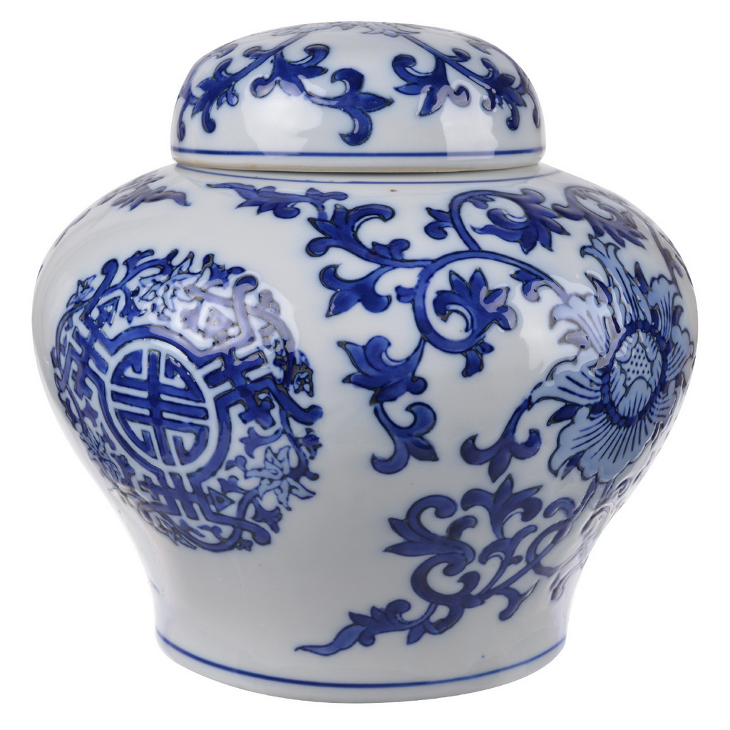 {} ARTEVALUCE Ваза с крышкой Lillian (20х22 см) ваза mughal l 20 х 20 х 30 см