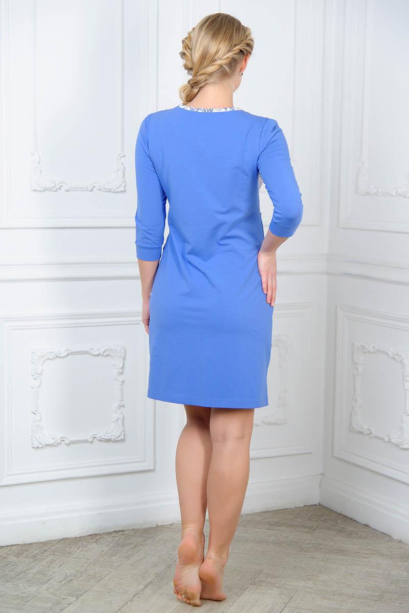 Туники, сарафаны Mia Cara Платье Mckenna Цвет: Голубой (S) пижама женская футболка шорты mia cara portugal цвет розовый голубой aw16 mc 813 размер 50 52