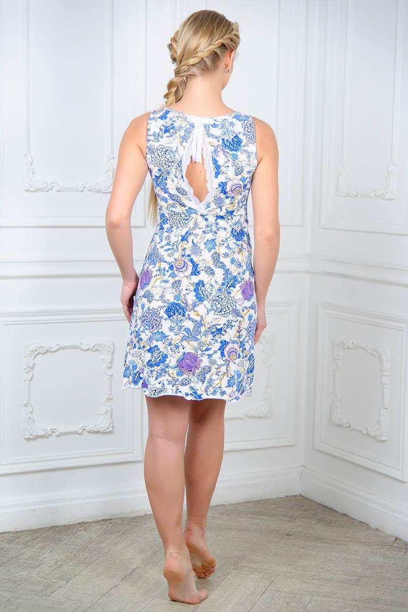 Ночные сорочки Mia Cara Ночная сорочка Aidith (S) пижама жен mia cara майка шорты botanical aw15 ubl lst 264 р 42 44 1119503