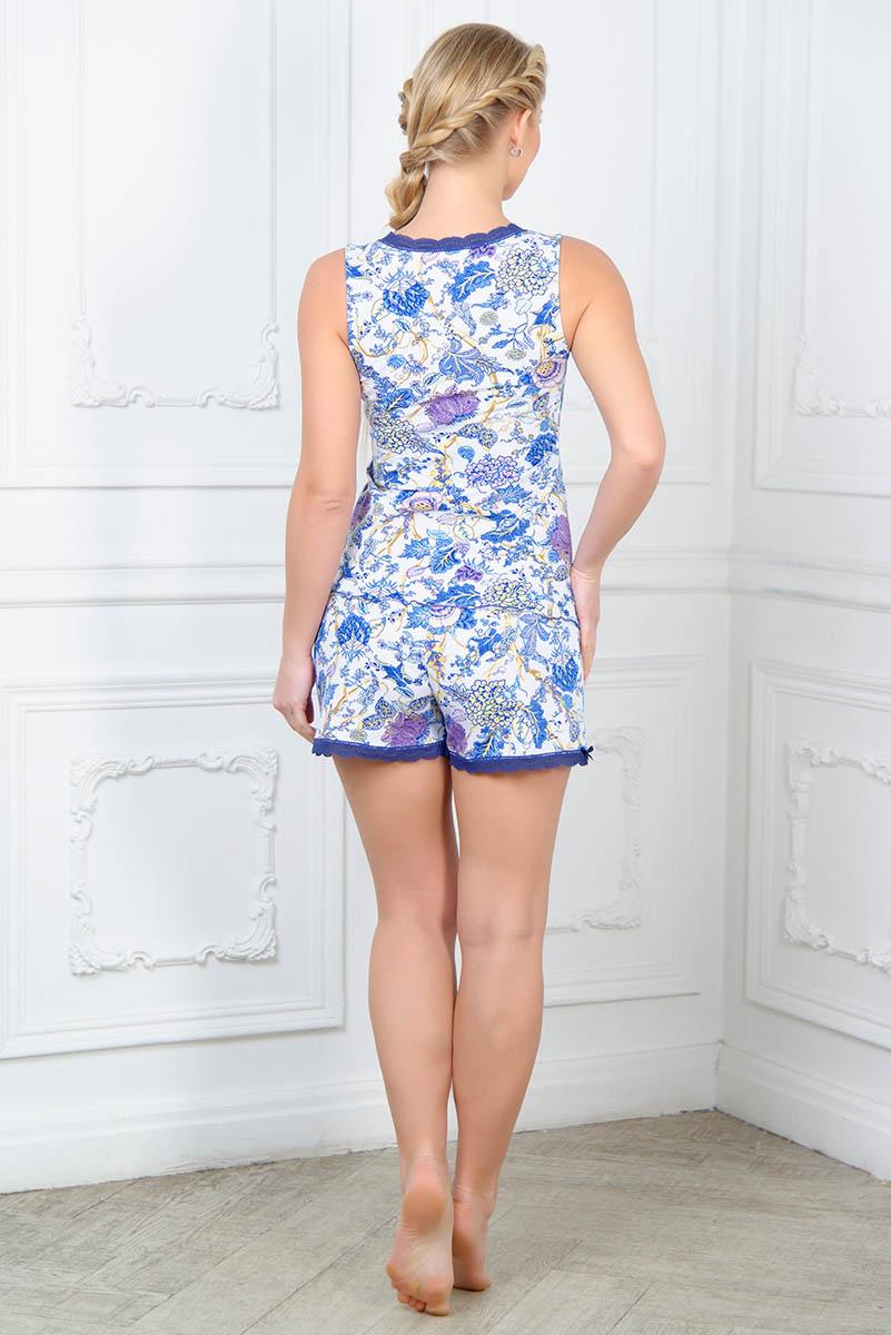 Пижамы Mia Cara Пижама Keely (M-L) пижама женская mia cara футболка шорты цвет розовый бежевый ss16 mcuz 293 размер 50 52