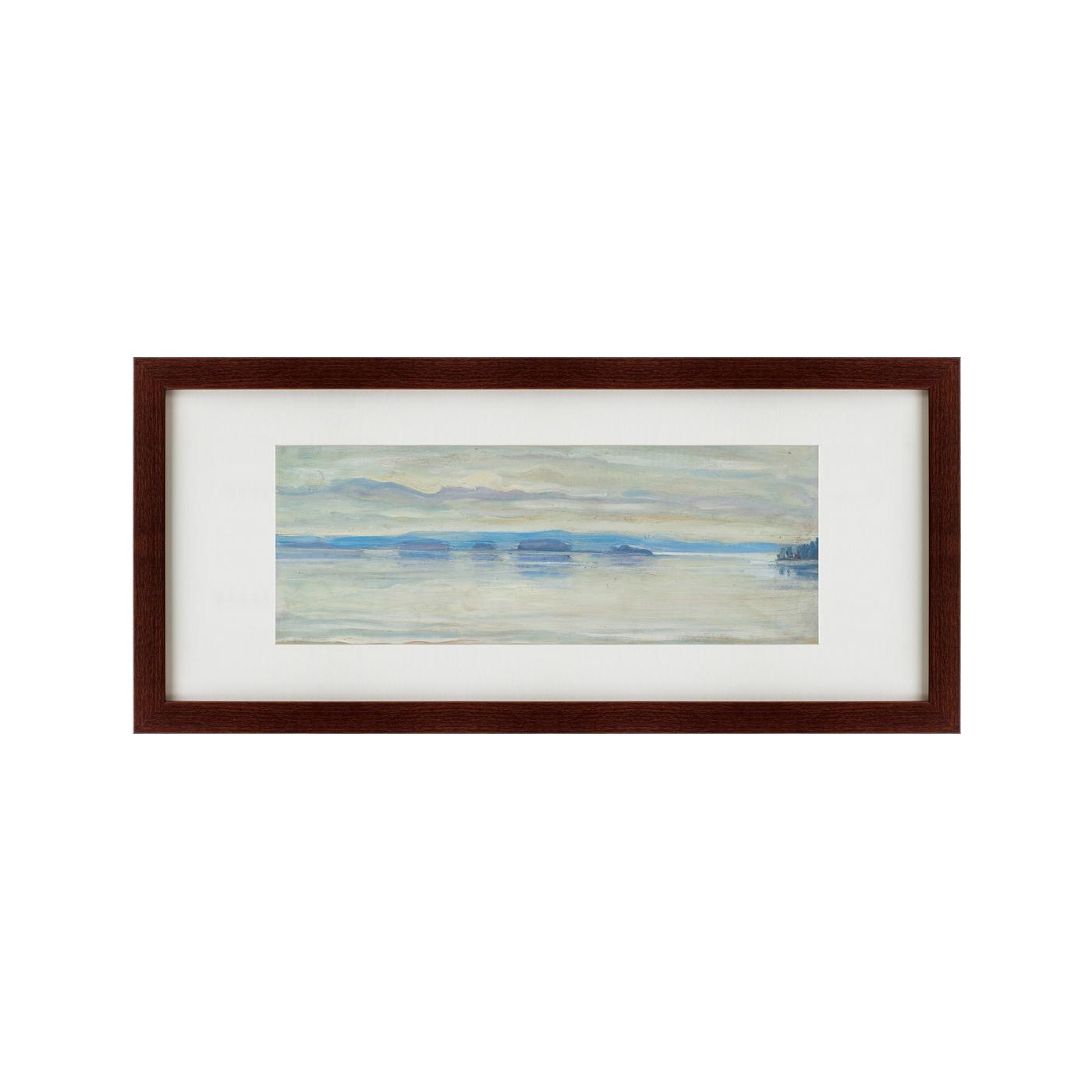 {} Картины в Квартиру Картина Morning In Ruovesi (35х77 см) картины в квартиру картина над горами 35х77 см