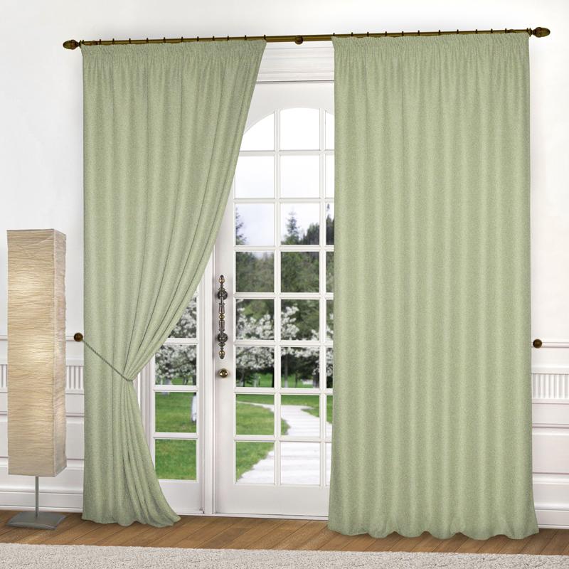 Шторы Elegante Классические шторы Шик Цвет: Оливковый шторы tac классические шторы winx цвет персиковый 200x265 см