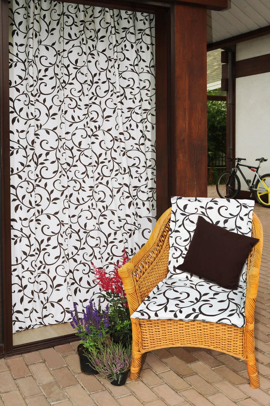 Шторы Kauffort Классические шторы Bindweed шторы интерьерные kauffort штора provence k на тесьме 136х175