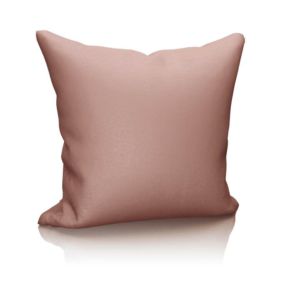 Декоративные подушки Kauffort Декоративная подушка Lewella Цвет: Персиковый (40х40)