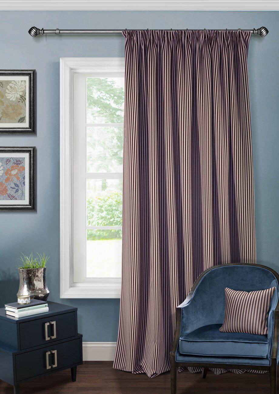 Шторы Kauffort Классические шторы Mauld Цвет: Фиолетовый, Сиреневый шторы kauffort классические шторы barolo k