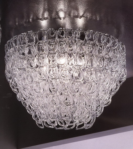 {} CRYSTAL LIGHT Светильник потолочный Deep (30х60 см) акита 30х60 см 3060 6