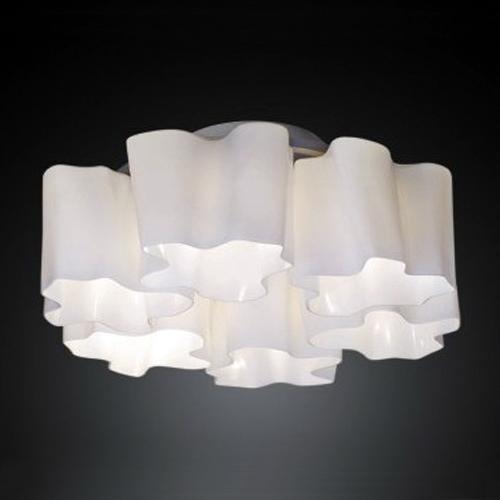 {} CRYSTAL LIGHT Светильник потолочный Logico Soffitto (30х60 см) акита 30х60 см 3060 6