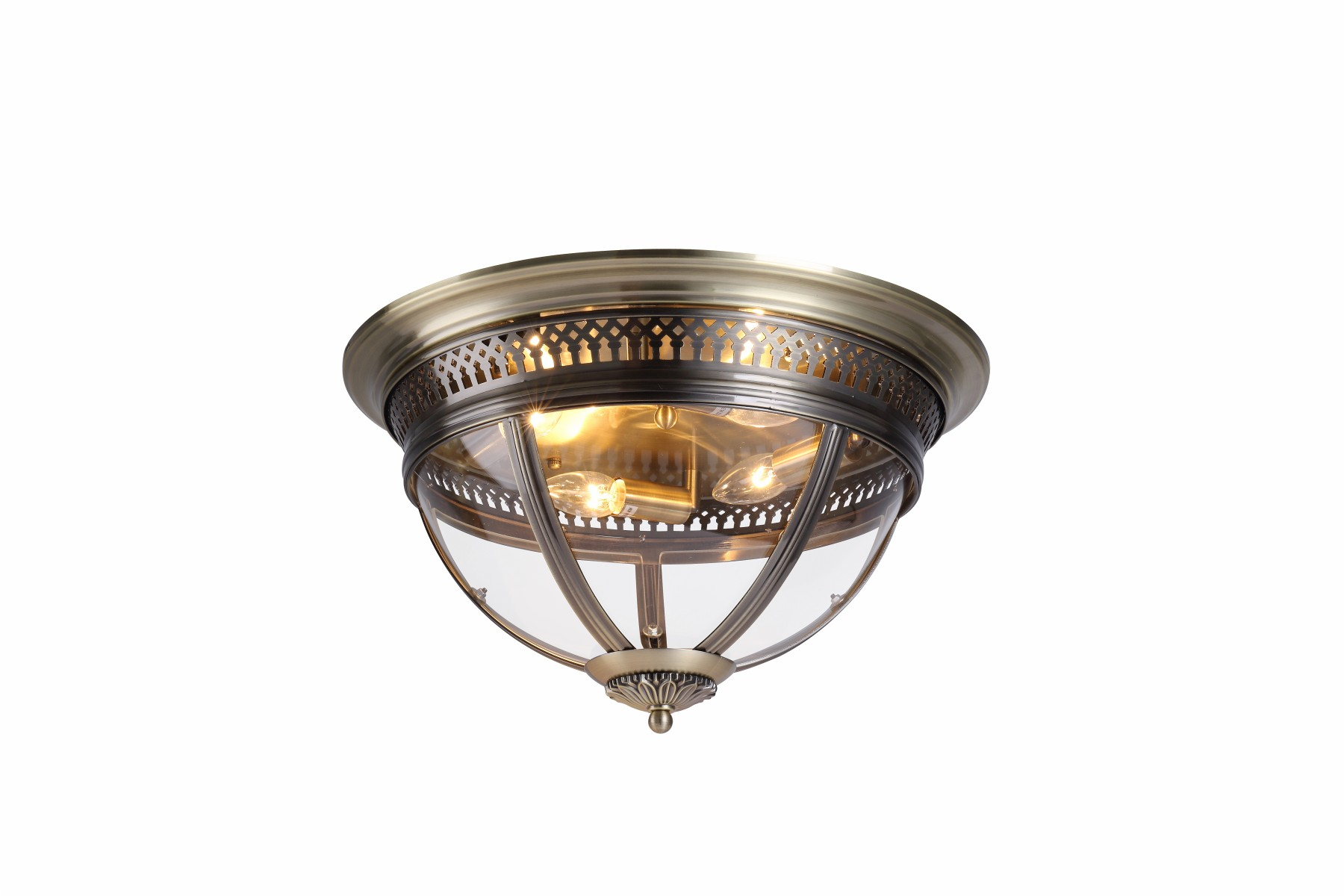 {} CRYSTAL LIGHT Светильник потолочный Behnaz (25х46 см) потолочный светильник n light fantastic 2462 25