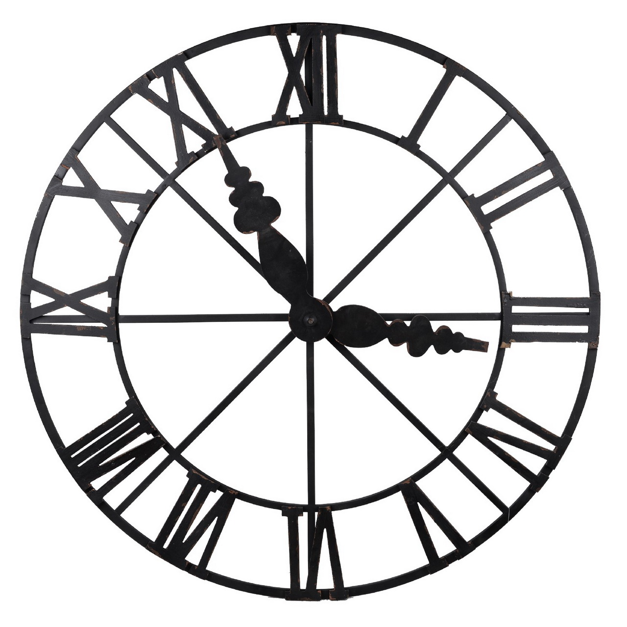 {} ARTEVALUCE Часы Jankin (117 см) artevaluce светильник подвесной cage filament 15х24 см