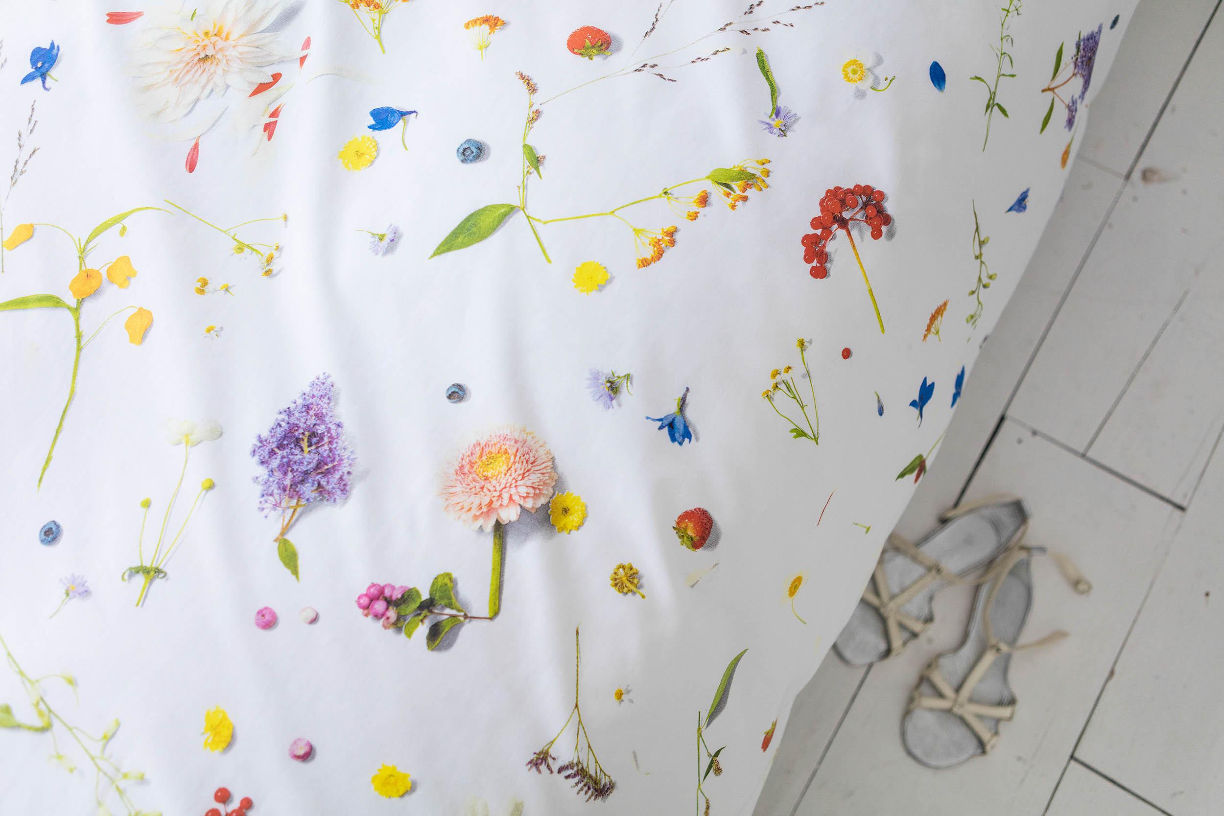 Пододеяльники Snurk Пододеяльник Цветочные Поля (150х200 см)