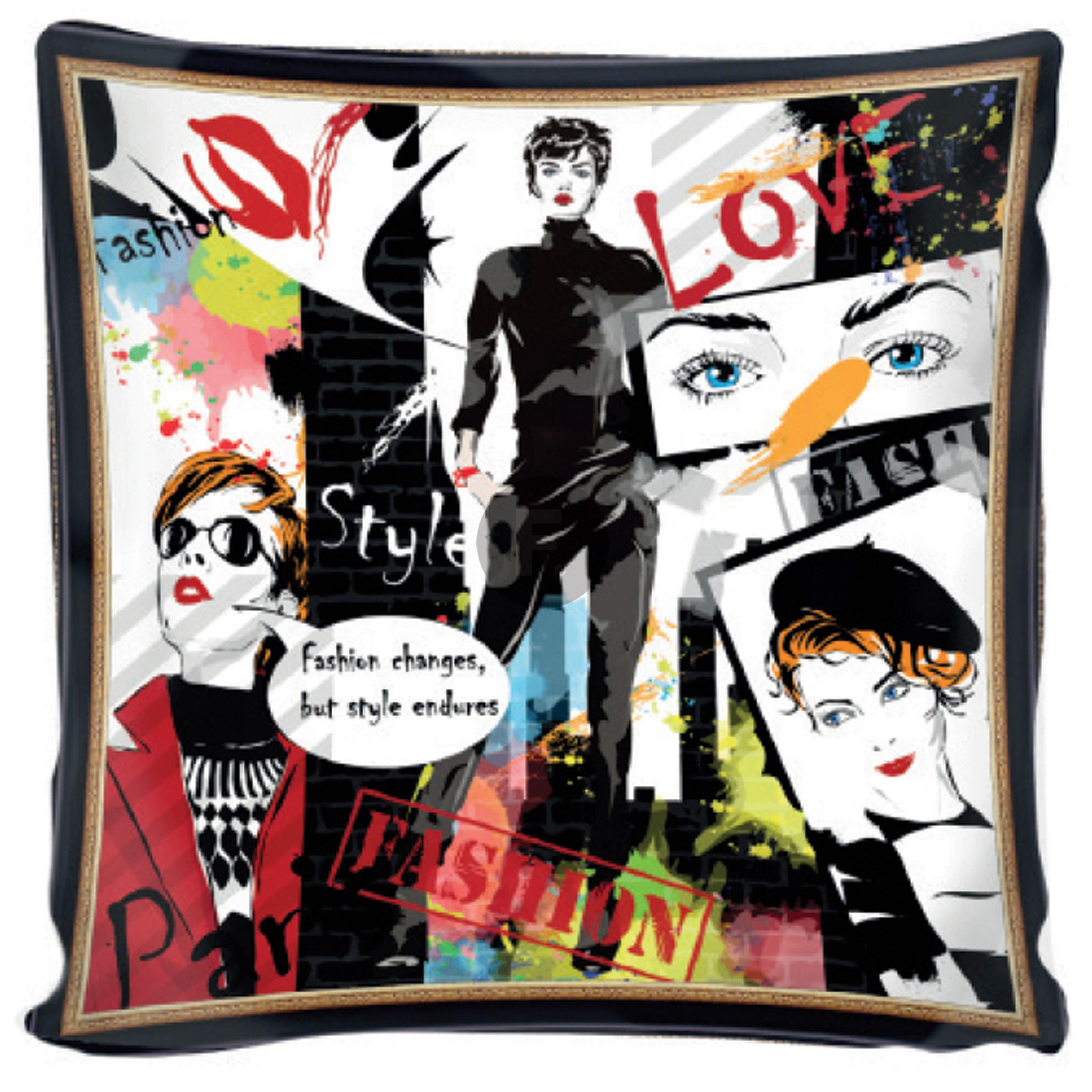 Декоративные подушки Fototende Декоративная подушка Akali  (45х45)
