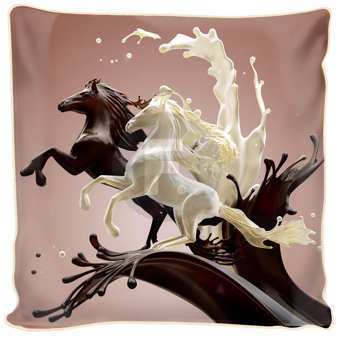Декоративные подушки Fototende Декоративная подушка Bambi  (45х45)