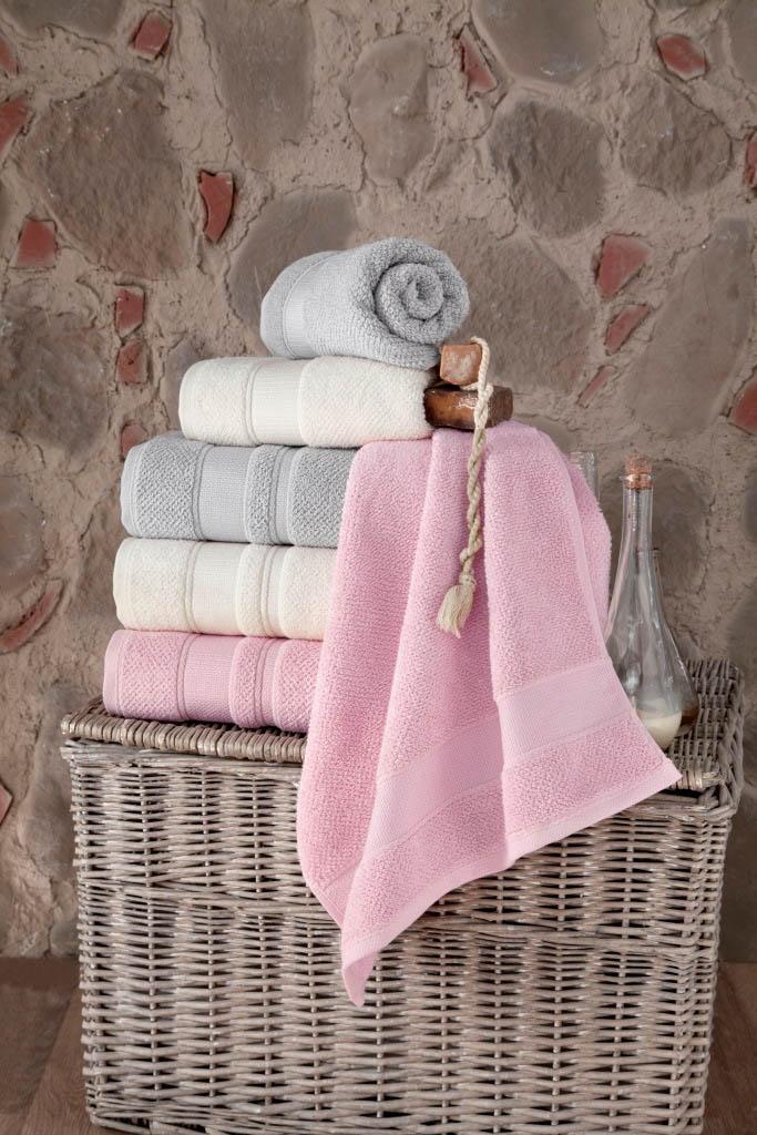 Полотенца Arya Полотенце Modality Цвет: Серый (50х90 см) полотенца arya полотенце otel цвет белый 50х90 см 6 шт