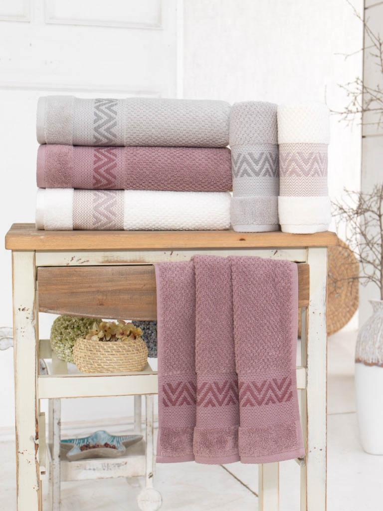 Полотенца Arya Полотенце Laran Цвет: Светло-Серый (50х90 см) свитер для собак dezzie 562524
