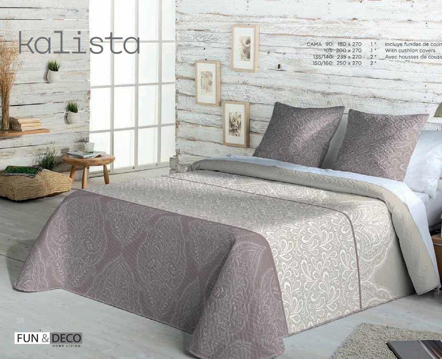 где купить Покрывало Antilo Покрывало Kalista (250х270 см) по лучшей цене