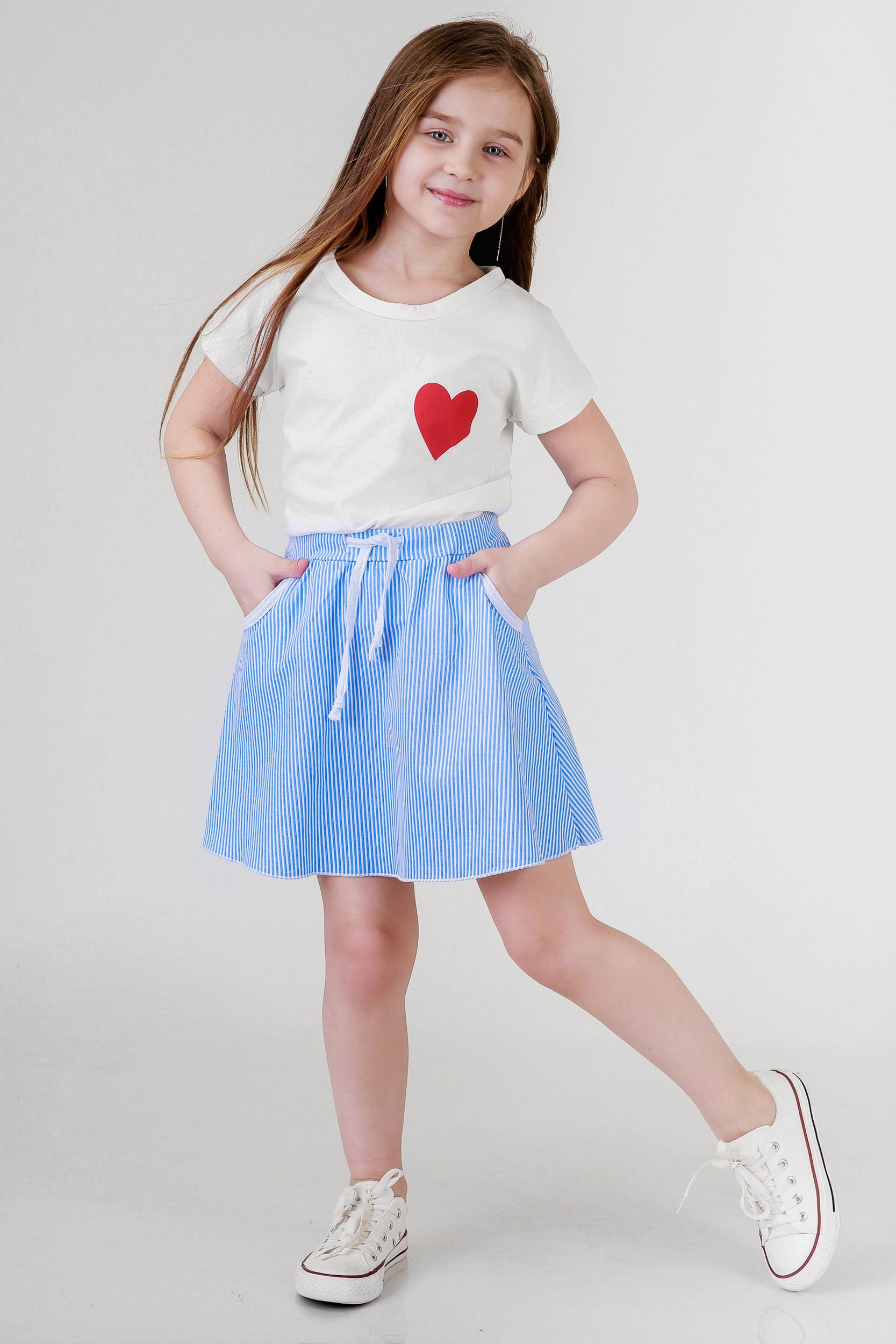 Детская домашняя одежда Pastilla Детский костюм Ласточка Цвет: Бирюзовый (6-7 лет) детский костюм озорного клоуна 34