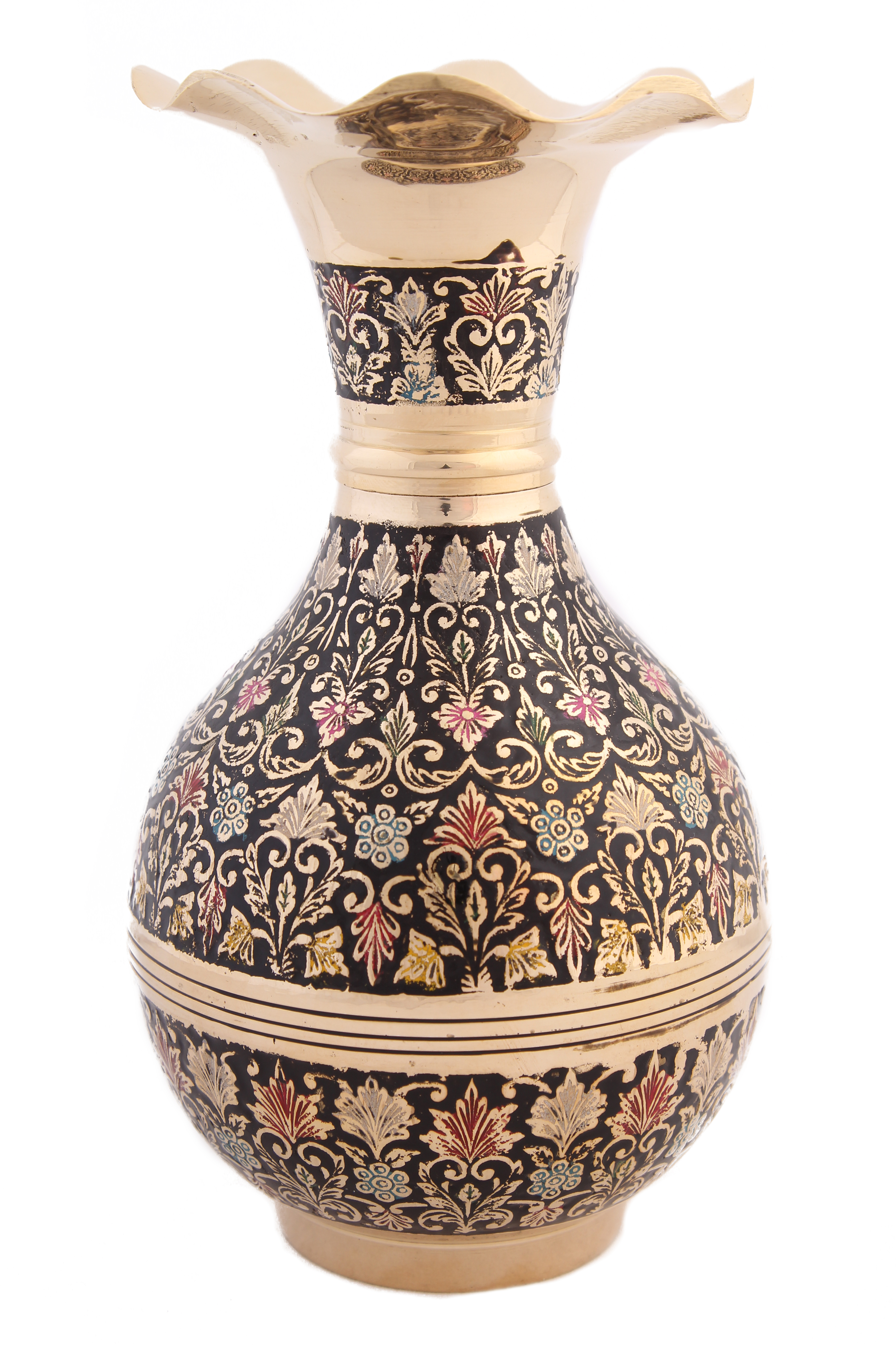{} Ганг Ваза Тадж (10х12х21 см) ганг ваза фруктовница ракушка