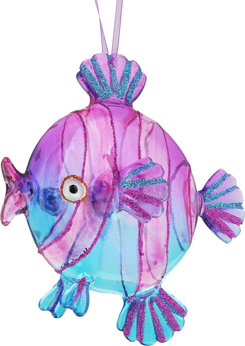 {}  Подвеска декоративная Рыбка (15 см) hoff декоративная фигурка 15 см слоны