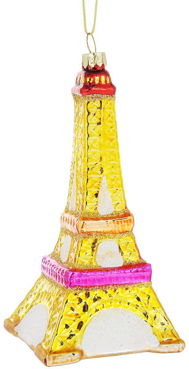 {}  Шар Эйфелева Башня (12 см) пазлы magic pazle объемный 3d пазл эйфелева башня 78x38x35 см