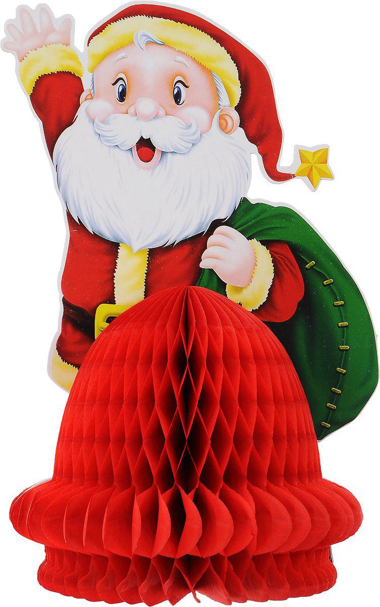 {} Подвеска Дед Мороз (16х25 см) подвеска для скейтборда 1шт ruckus 5 25 20 3 см