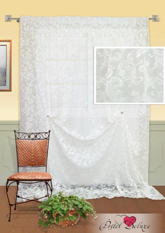 Шторы Kauffort Классические шторы Odetta как тюль на окно