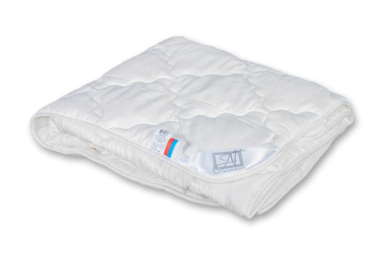 Одеяла AlViTek Одеяло Шелк-Нано Легкое (172х205 см) одеяла alvitek одеяло бризлегкое 200x220 см