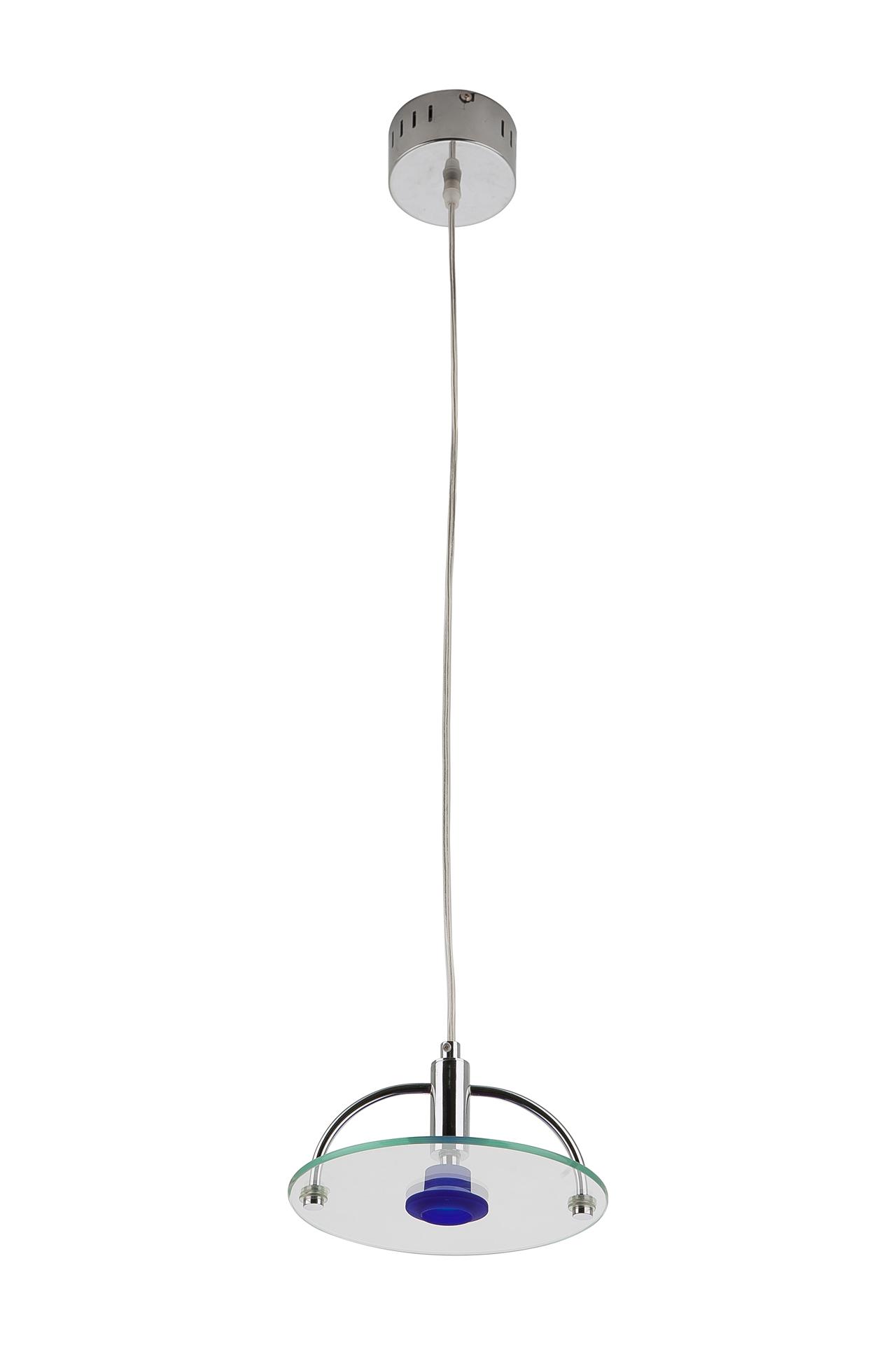 {} CRYSTAL LIGHT Подвесной светильник Umay (20 см)