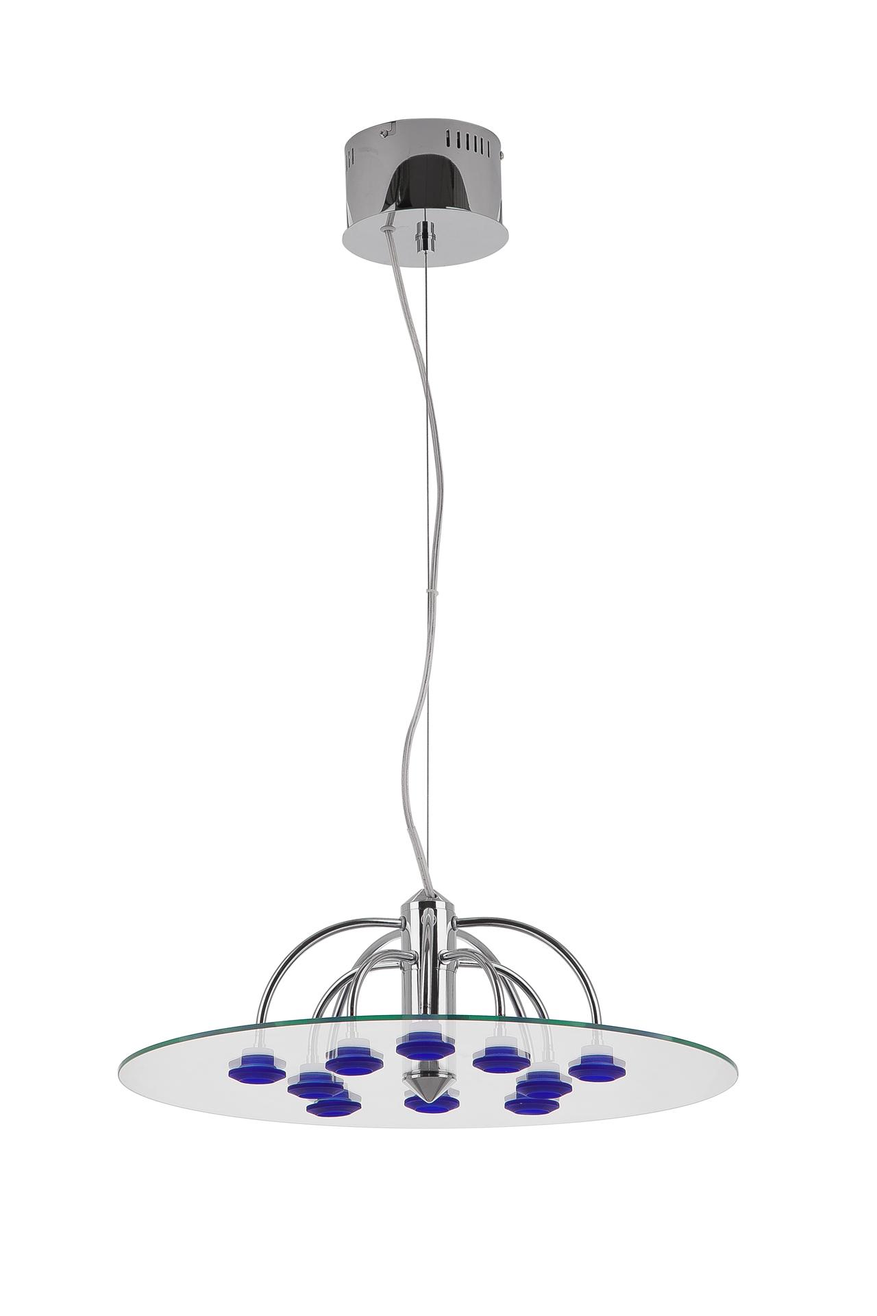 {} CRYSTAL LIGHT Подвесной светильник Umay (56 см)