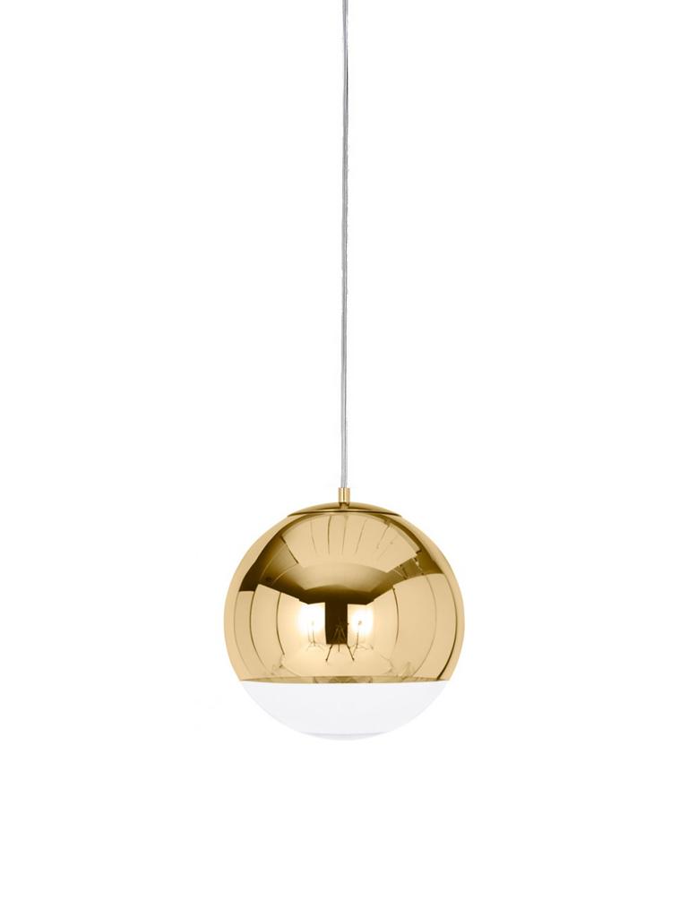 {} CRYSTAL LIGHT Светильник подвесной Mirror Ball (25х130 см) подвесной светильник la lampada 130 l 130 8 40