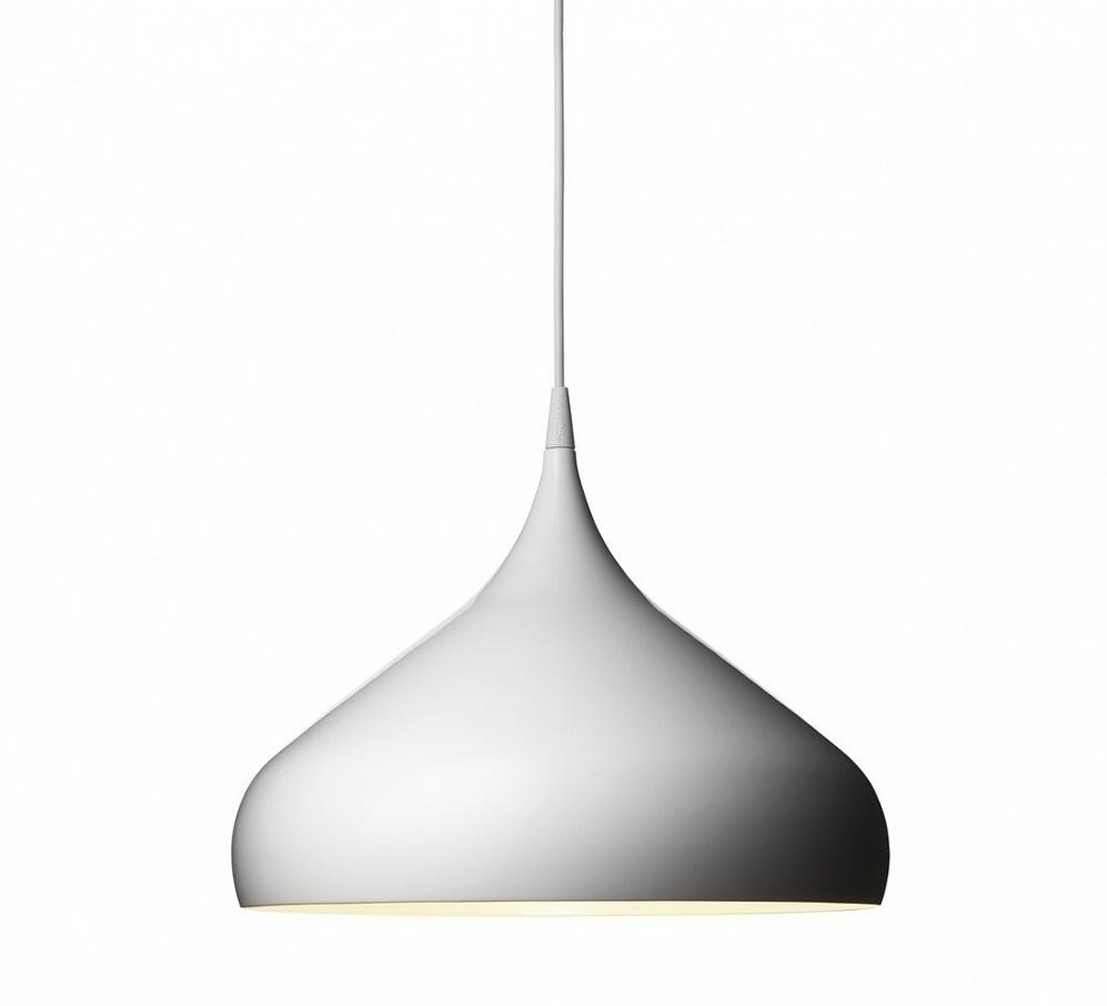 {} CRYSTAL LIGHT Подвесной светильник Alysia Цвет: Белый (30х41 см) светильник подвесной maranga d32 белый
